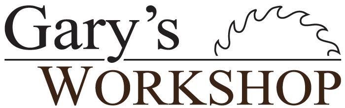 Logo for Gary's Workshop